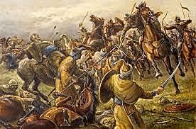 Batalla de Tours  - Europa occidental