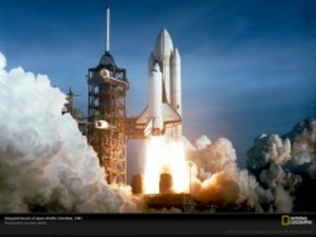 First American Space Shuttle