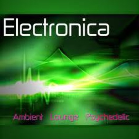 Electronic music started to be played