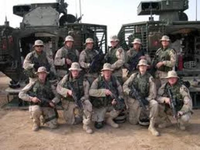 Second Iraq War