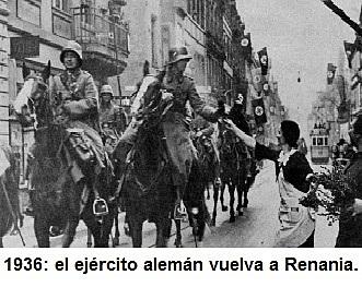 Ocupació de Renània (1936) per part d'Alemanya