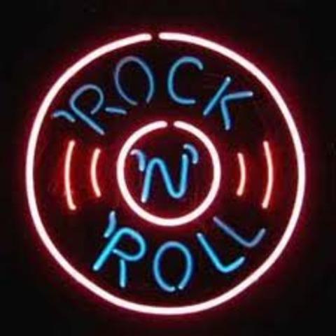 Rock n' Roll became popular