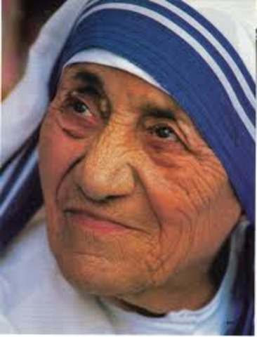 Mother Teresa founded Missionaries of Charity