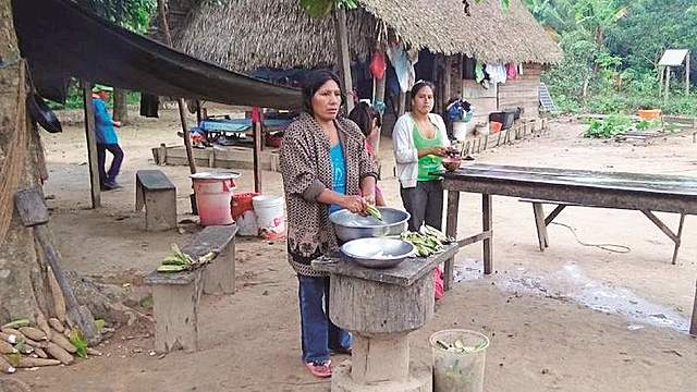 A indígenas en cuarentena el MAS les dice que el Covid-19 no existe