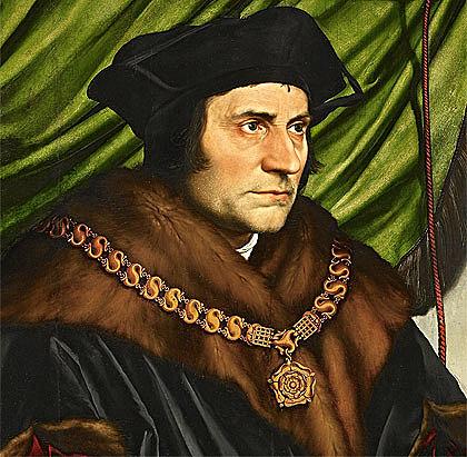 """Canciller Ingles """"Tomas Moro"""" (1478-1535)"""