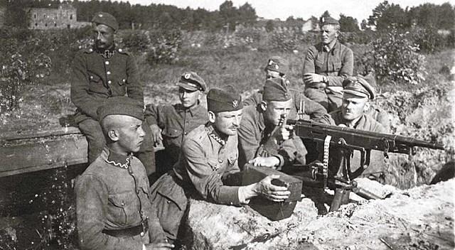 La invasió de Polònia