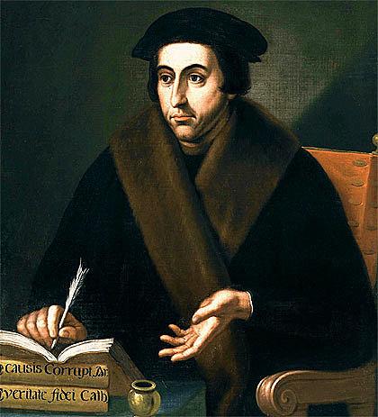 """Filosofo """"Juan Luis Vives"""" (1492-1540)"""
