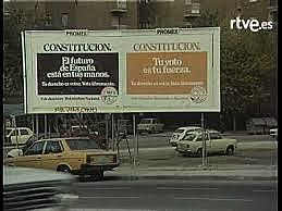 Espainiako Konstituzioa Erreferendumean onartu