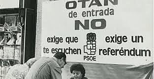 Espainia OTANen sartu