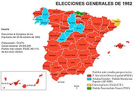 Hauteskunde orokorrak ospatu: PSOE garaile