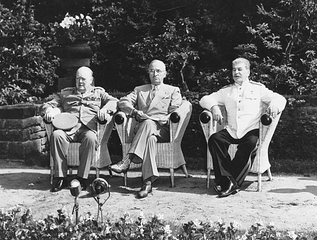 La conferència de Potsdam
