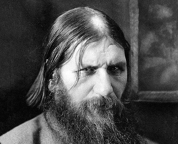 Rasputin Dies