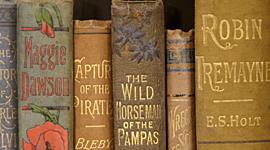 Timeline: English literature