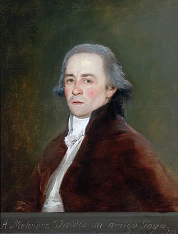 Juan Meléndez Valdés (1754-1817)