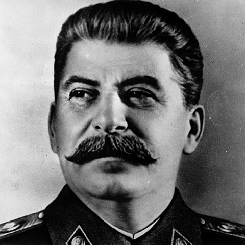 Stalin becomes the successor to Lenin