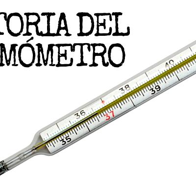 Evolución del termómetro y sus unidades timeline