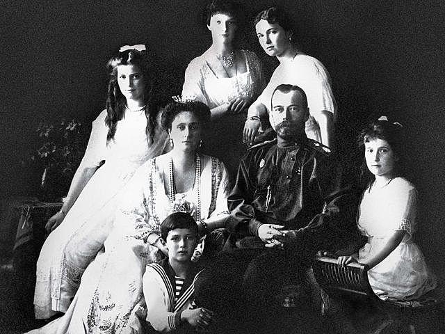 The Last Czar Family