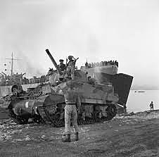 Desembarcament dels aliats a Sicília