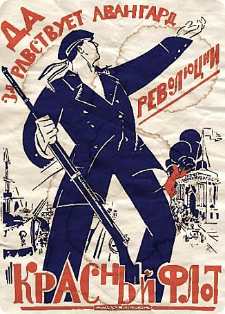 The Kronstadt revolt
