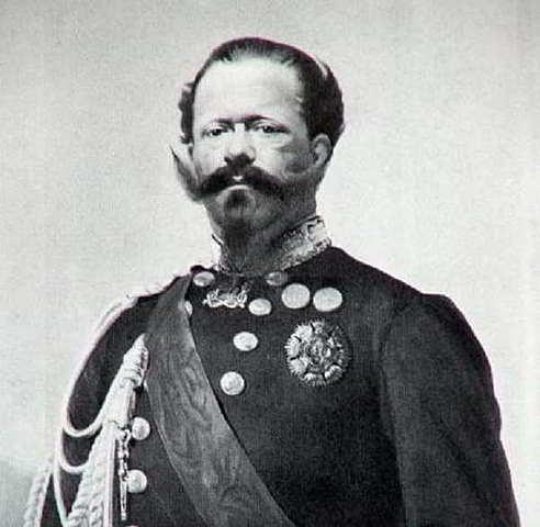 Vittorio Emanuele II re d'Italia