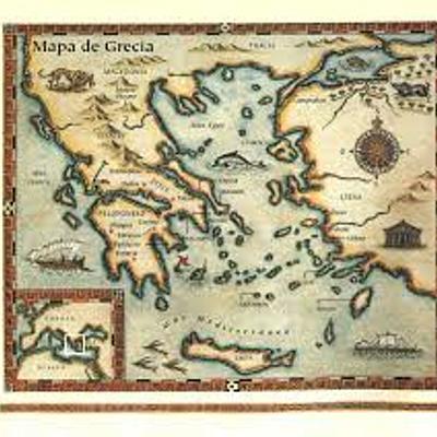L'ANTIGA GRECIA timeline