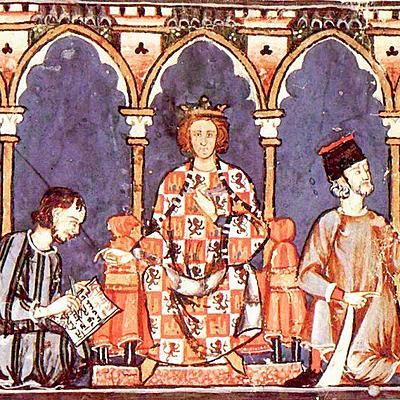 La Literatura Medieval timeline