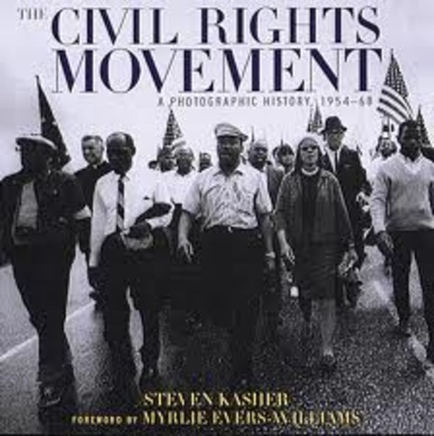 Civil Rights Movement was the movements in the United States aimed at outlawing racial discrimination against African Americans and restoring voting rights in Southern states. This article covers the phase of the movement between 1954 and 1968, particular