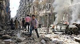 LA CRISIS DE SIRIA: CUANDO LA POLÍTICA Y LA RELIGIÓN NOS ENFRENTAN. timeline