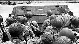 La Deuxième Guerre mondiale timeline