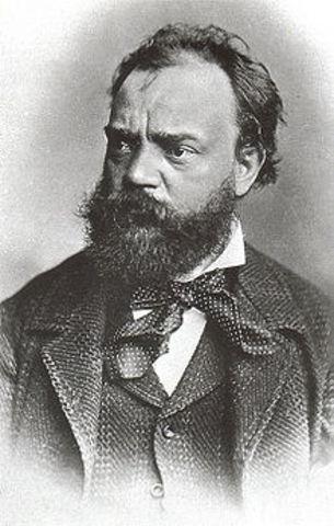 Naixament d'Antonín Dvořák