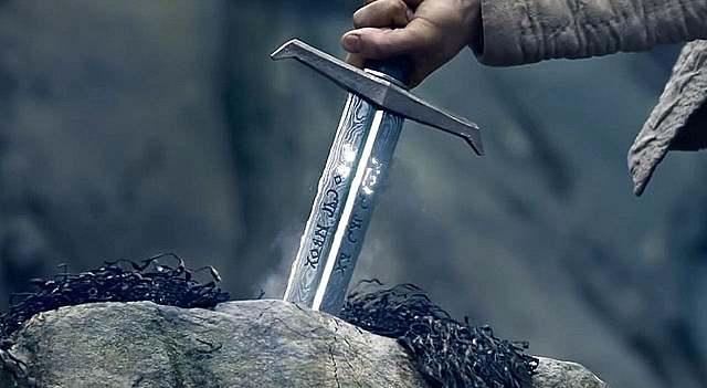 1. Sword in the stone