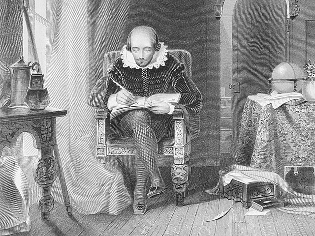 William Shakespeare dies at New Place