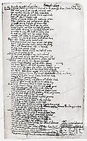John Milton's Lycidas