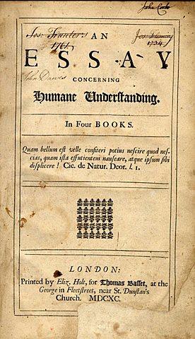 John Locke publishes his Essay