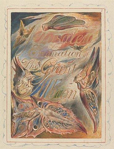 William Blake and Jerusalem