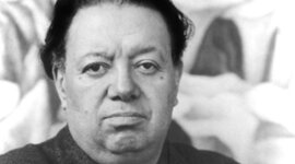 Diego Rivera timeline