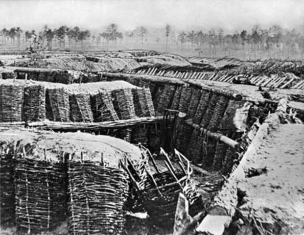Petersburg Siege