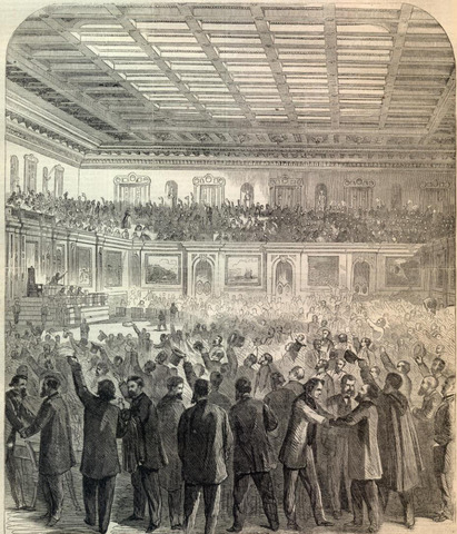 Ratification of the 13th Ammendment