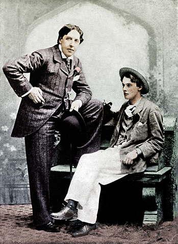 Oscar Wilde is sent to Reading Gaol