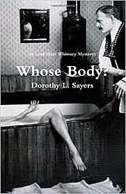 Dorothy Sayers' Whose Body?
