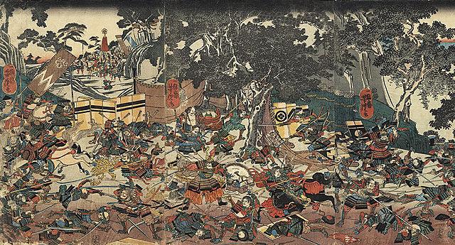 The Ōnin war
