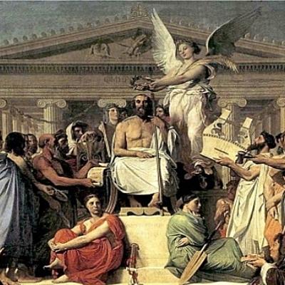 Antiga Grècia Blanca timeline