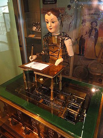 L'automate dessinateur des Maillardet