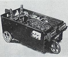 Le chien électrique de Hammond