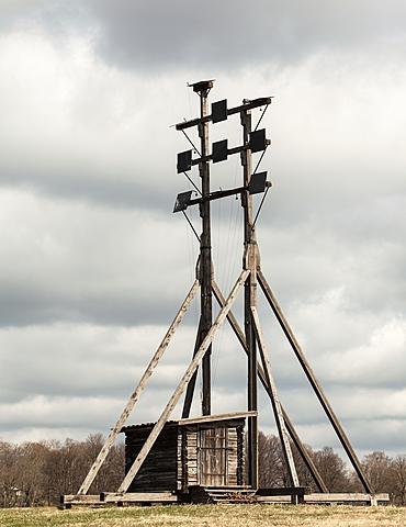 Optisk telegraf
