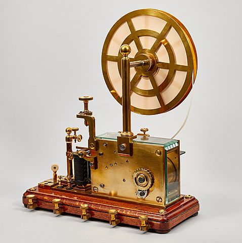 Elektrisk telegrafen