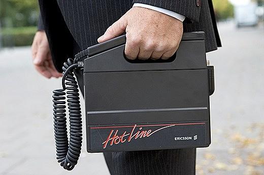 Bärbar telefon
