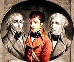 A chegada de Napoleão