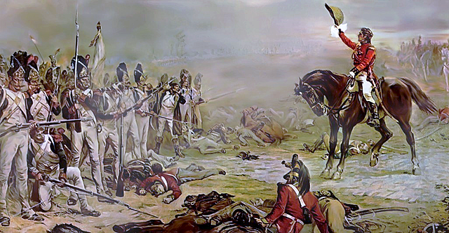 A queda de Napoleão