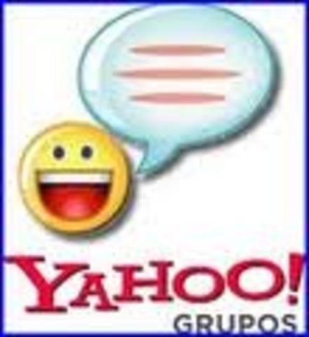 Mi primer grupo de Yahoo